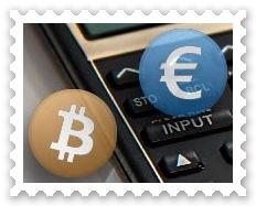 Online Bitcoin Umrechner